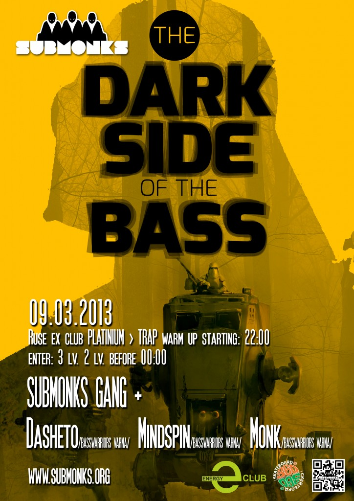 THE DARK SIDE OF BASS