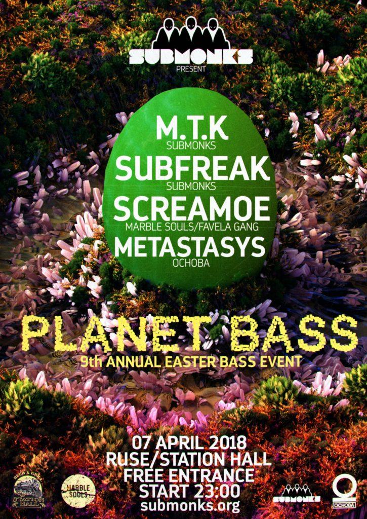 Planet Bass 2018