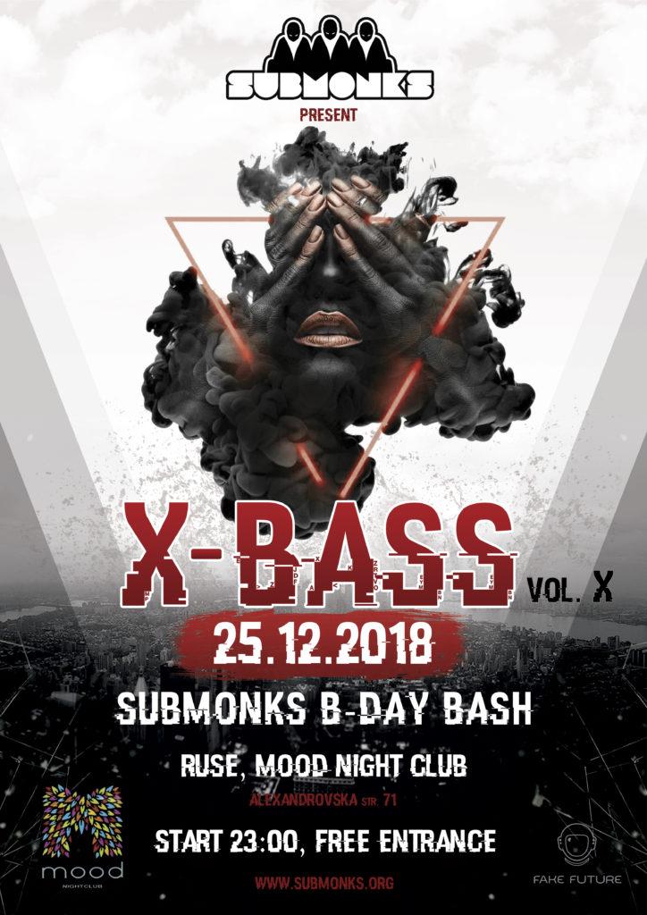 X-MASS-BASS-2018